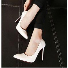 women high heels Red bottom