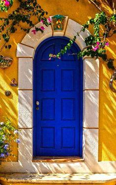 Una Puerta con estilo
