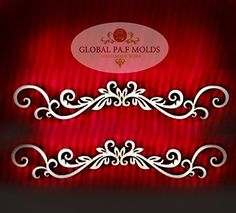 Home & Garden Sugarcraft Mold Polymer Clay Molds Cake Decorating Tools/ Lace Mold 665-3449 Kitchen, Dining & Bar