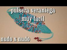 YouTube Macrame Colar, Micro Macrame, Macrame Jewelry, Macrame Bracelets, Diy Braids, Bracelet Cuir, Diy Rings, Crochet Bracelet, Handmade Jewelry Designs