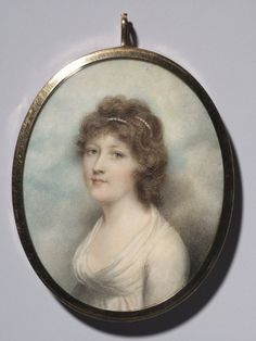 Portrait of a Woman, 1790s  Andrew Plimer (British, 1763-1837)