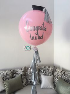 POP.MTY   globo gigante / big balloon