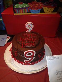 DJ's cake