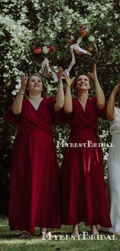 Bridesmaid dresses, kindly uncover these lovely and stunning pin photo id 9542830818 now. Elegant Bridesmaid Dresses, Formal Dresses, Wedding Dresses, Dress Backs, Shoulder Dress, Chiffon, Bridal, Burgundy, Floor
