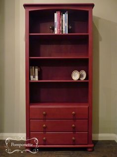 Ideas For Refinishing Furniture Bookcase Annie Sloan Classic Bedroom Furniture, Rustic Furniture, Vintage Furniture, Diy Furniture Projects, Chalk Paint Furniture, Diy Projects, Annie Sloan Farbpalette, Annie Sloan Colors Chart, Annie Sloan Chalk Paint Inspiration