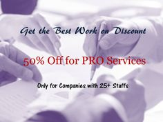 Get the best work on discount from Business Link UAE
