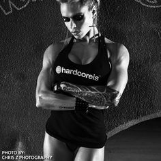 CutAndJacked.com Interview: Larissa Reis | Cut and Jacked- VERY inspirational women- if you like your muscle she's your gal :)