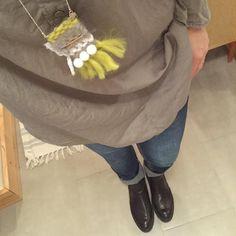Maxi chemise et maxi sautoir pour aujourd'hui! #tiensilporteunpeuadroitecesautoir  #prototypesessaistoiles #letissagemaencorenouvellepassion #lepremierdeplein #bonnejourneeig ✨ #mondiyamoi