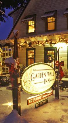 Garden Wall Inn in Whitefish, Montana | glaciermt.com