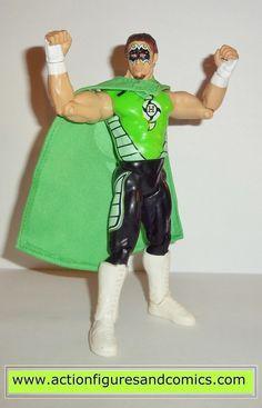 Wrestling WWE action figures HURRICANE HELMS Unchained fury jakks pacific toys wwf wcw #0483