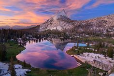 Cathedral Lake   I wanted to spend a night at Cathedral Lake…   Flickr