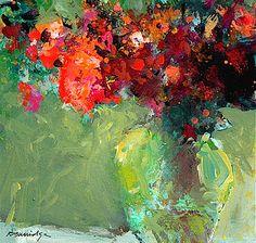 "ROBERT BURRIDGE - ""Green Floral""www.SELLaBIZ.gr ΠΩΛΗΣΕΙΣ ΕΠΙΧΕΙΡΗΣΕΩΝ ΔΩΡΕΑΝ ΑΓΓΕΛΙΕΣ ΠΩΛΗΣΗΣ ΕΠΙΧΕΙΡΗΣΗΣ BUSINESS FOR SALE FREE OF CHARGE PUBLICATION"