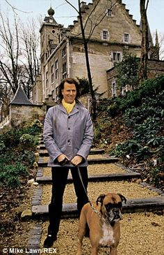 Andre Rieu's phenomenal sales have allowed him to buy the castle bit by bit