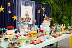 Pequeno Principe - Little Prince Party