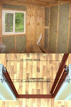 фото инструкции каркасного дома своими руками Homemade Sauna, Sheds, Projects To Try, Cottage House Designs, Wood Frame House, Blue Prints, Modern, Shed Houses, Shed