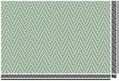 weaving drafts 4 shaft | broken twill | Weavolution