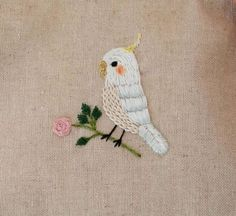 Marvelous Crewel Embroidery Long Short Soft Shading In Colors Ideas. Enchanting Crewel Embroidery Long Short Soft Shading In Colors Ideas. Crewel Embroidery Kits, Learn Embroidery, Silk Ribbon Embroidery, Vintage Embroidery, Cross Stitch Embroidery, Embroidery Designs, Machine Embroidery, Embroidery Supplies, Embroidery Thread