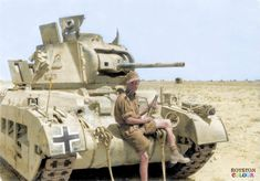 Formerly of the Royal Tank Regiment, this Matilda II (Dreadnought - was captured at Halfaya pass in May and returned to service against its former masters by the Panzer Regiment of the Panzer Division German Soldiers Ww2, German Army, Afrika Corps, North African Campaign, Battle Of Britain, Battle Tank, Ww2 Tanks, Military History, Military Army