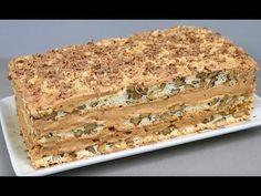 """Торт """"Королевский""""! Самый вкусный торт без муки ! Уникальный рецепт - YouTube"""