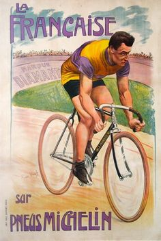 vintage bicycle advertising - Google Search