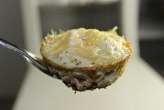 Kanapeet: Uunimunat muffinssivuoassa