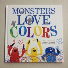 A great book all about colors!