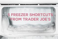 5 Freezer Shortcuts Only Trader Joe's Makes Possible — Tips from The Kitchn