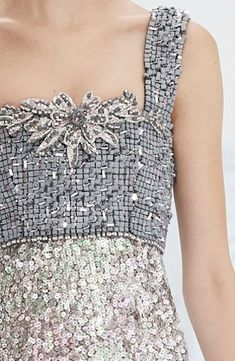 Saving the art of French haute couture: How CHANEL saved the small houses that produce the ornamentation of haute couture ~ feathers, flowers, buttons, jewels and embroidery
