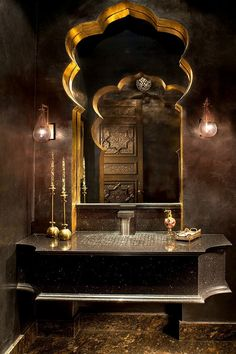 Spectacular Moroccan style house in L. - Home decoration - Spectacular Moroccan style house in L. - Home decoration Moroccan Design, Moroccan Decor, Moroccan Style, Moroccan Lanterns, Morrocan Theme, Design Marocain, Style Marocain, Home Interior Design, Interior And Exterior