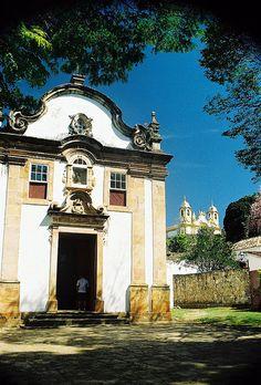 Duas Igrejas - -Centro histórico de Tiradentes (MG). | Flickr - Photo Sharing!