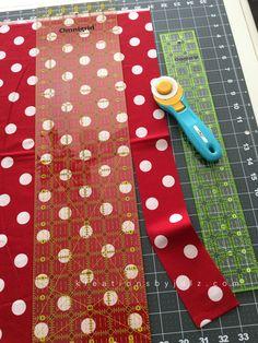 Cutting DIY jelly roll strips-3