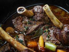 Bresert lammeskank Kitchen World, Frisk, Tupperware, Pot Roast, Meal Planning, Steak, Pork, Beef, Meals