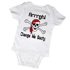 Train your kid to be a pirate early