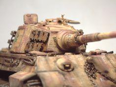 Tiger Ii, Military Vehicles, King, Gun Turret, Army Vehicles