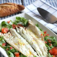 Comer sano en Directo al Paladar (XXXIV): el menú ligero del mes