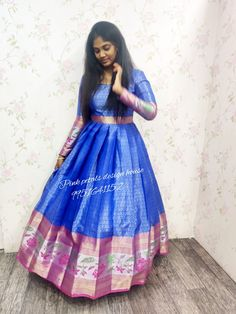 Ethnic,stylish and stunning gown.. for more details visit our page Pink Petals, Ball Gowns, Ethnic, House Design, Formal Dresses, Stylish, Fashion, Ballroom Gowns, Dresses For Formal