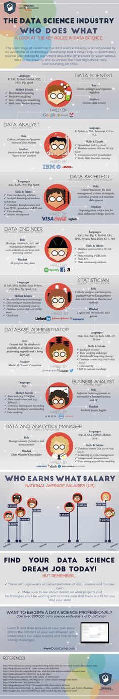 roles in data science analytics