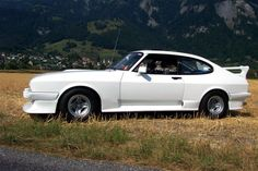 Ford Capri 2.8 Turbo Injection sexayyyy