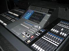 Multitrack Recording, Recording Studio Design, Recording Equipment, Studio Equipment, Studio Gear, Dj Equipment, Yamaha Mixer, Audio Engineer, Sound Studio