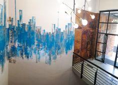 158 JAN SMUTS – Schematic Design Schematic Design, Wall Murals, Pendant Lighting, Design Elements, Signage, Projects, Painting, Art, Wallpaper Murals