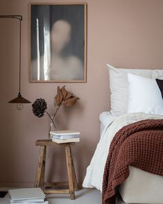 Dusty pink bedroom walls 00045 Published September 2019 at in Trackbacks are closed, but you can .Your email address will not be published. Required fields are mark Dusty Pink Bedroom, Pink Bedroom Walls, Best Bedroom Paint Colors, Home Bedroom, Bedroom Ideas, Pink Walls, Warm Bedroom Colors, Bedroom Inspiration, Modern Bedroom
