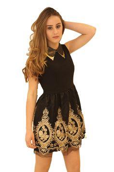 Preciosos vestidos juveniles en http://www.meno.tienda
