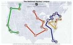 Proposed NHL Realignment 2013-14