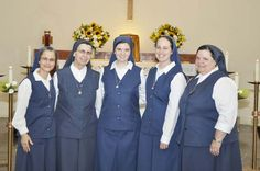 1st profession Daughters of   St. Pauls