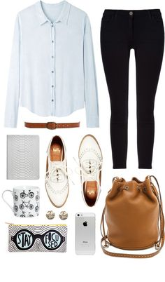 """""""Stay focused"""" by sophiehackett on Polyvore"""