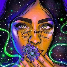 """ℕ𝕒𝕣𝕔 𝔼𝕞𝕡𝕒𝕥𝕙 𝔻𝕪𝕟𝕒𝕞𝕚𝕔 on Instagram: """"#trustyourintuitions #trustyourgutfeeling #trustissues #innervoice #behaviourpatterns #trustactionsnotwords #trustactions…"""""""