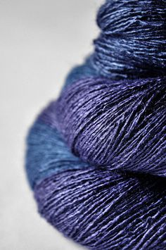 Tussah Silk Yarn Lace