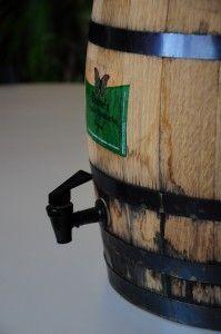 Oak Barrel Kombucha Brewing - Kombucha Recipe