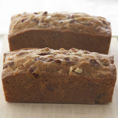 Tart cranberries meet refreshing orange flavor in this breakfast bread spiced with nutmeg and ginger.