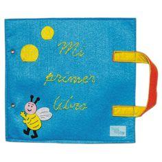 Crea tu libro | Libros de Fieltro Personalizados - Baby Mochy